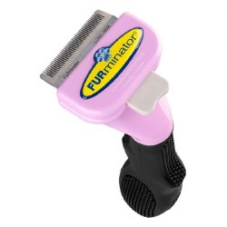 Furminator - Deshedding Tool - Long Haired Cat - Small