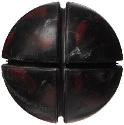 GoughNuts - Dog Toy - Ball - Black