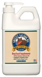 Grizzly - Wild Alaskan Salmon Oil - 64 oz