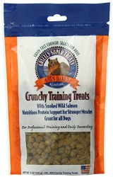 Grizzly - Pet Treats - Salmon Training Treats - 5 oz