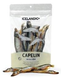 Icelandic+ - Dog Treats - Capelin Whole Fish - 2.5 oz