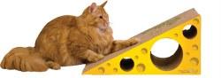 Imperial Cat - Cardboard Scratcher - Cheese Wedge