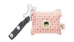 Jax & Bones - Poop Bag Holder - P.U.P. Waste Bag Dispenser - Solano Sunkiss