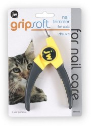 JW - Grip Soft - Deluxe Nail Trimmer Guillotine for Cats