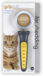 JW - Grip Soft - Shedding Blade for Cats