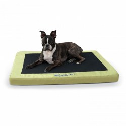 K&H - Comfy n' Dry Indoor/Outdoor Bed - Green - Small