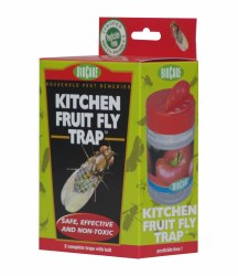 Biocare - Kitchen Fruit Fly Trap - 2 pack