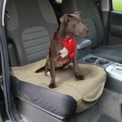 Kurgo - Shorty Bucket Seat Cover - Khaki