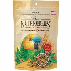 Lafeber - Nutri-Berries - Classic - Parrot - 10 oz