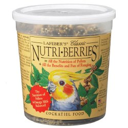 Lafeber - Nutri-Berries - Classic - Cockatiel - 12.5 oz