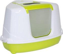 Moderna - Cat Litter Box - Corner Flip - Lemon
