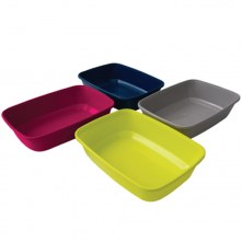Moderna - Cat Litter Box - Jumbo - Warm Gray