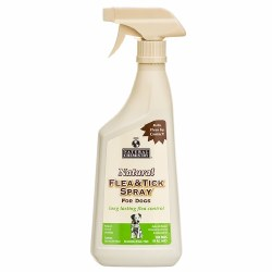 Natural Chemistry - Flea and Tick Spray for Dogs - 16 oz