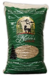 Nature's Logic Pine Cat Litter - 24lb