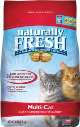 Blue Multi-Cat Quick-Clumping Cat Litter - 14lb