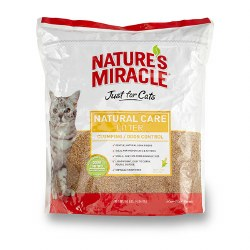 Nature's Miracle - Natural Care Corn Cat Litter - 10lb