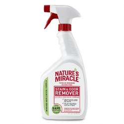 Nature's Miracle - Stain and Odor Remover Spray - 32 oz
