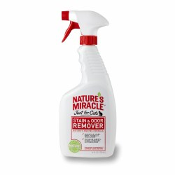 Nature's Miracle - Cat - Stain and Odor Remover Spray - 24 oz