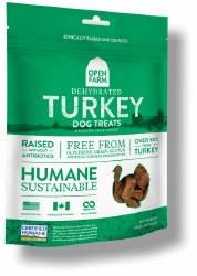 Open Farm - Dehydrated Turkey - Dog Treats - 4.5 oz