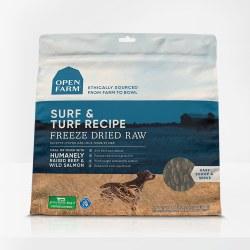 Open Farm - Surf & Turf - Freeze Dried Dog Food - 13.5 oz