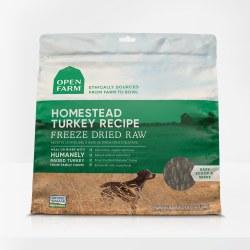 Open Farm - Homestead Turkey Recipe - Freeze Dried Dog Food - 13.5 oz