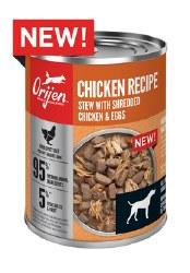 Orijen - Chicken Recipe - Canned Dog Food - 12.8 oz