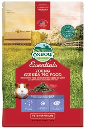 Oxbow Essentials - Young Guinea Pig Food - 5 lb