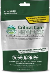 Oxbow - Critical Care - Apple and Banana - 1 lb