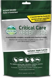 Oxbow-  Critical Care - Anise - 1 lb