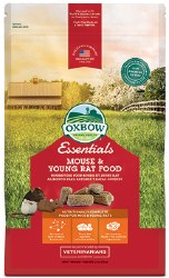 Oxbow Essentials - Mouse & Young Rat Food - 2.5 lb