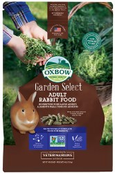Oxbow Garden Select - Adult Rabbit Food - 4 lb