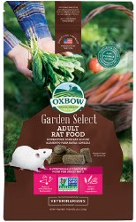 Oxbow Garden Select - Adult Rat Food - 2.5 lb