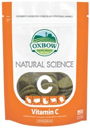 Oxbow Natural Science - Vitamin C - 60 ct
