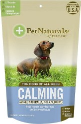 Pet Naturals - Calming for Dogs - Soft Chews - 30ct