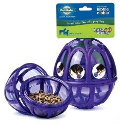 PetSafe - Dog Toy - Busy Buddy Kibble Nibble - Medium/Large