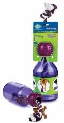 PetSafe - Dog Toy - Busy Buddy Tug-A-Jug - Extra Small