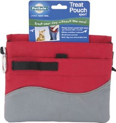 PetSafe - Treat Pouch - Red