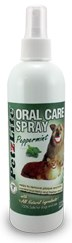 PetzLife - Oral Care Spray - Peppermint - 12 oz