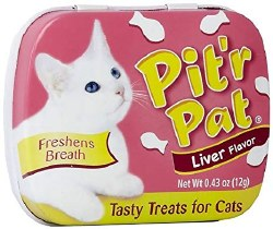 Chomp - Cat Treats - Pit'R Pat