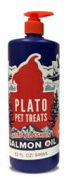 Plato - Wild Alaskan Salmon Oil - 15.5 oz