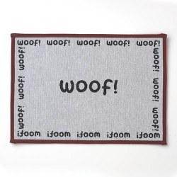 Petrageous - Tapestry Food Mat - Woof Natural