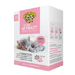 Dr. Elsey's - Precious Cat Kitten Attract Clay Litter - 20lb