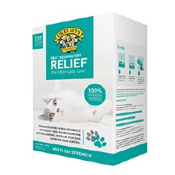 Dr. Elsey's - Precious Cat Respiratory Relief Clay Litter - 20lb