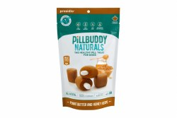 Presidio - Pill Buddy Natural - Peanut Butter & Honey