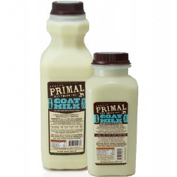 IN STORE AND CURB-SIDE PICK UP ONLY - Primal - Raw Goats Milk - Pint