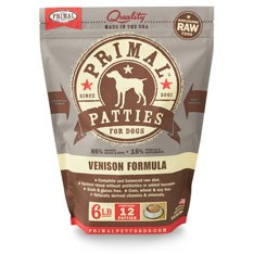 IN STORE PICK UP ONLY - Primal - Venison Formula - 6 lb
