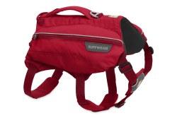 Ruffwear - Singletrak Pack - Red Currant - Medium