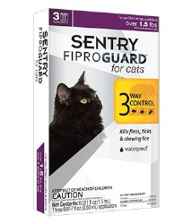 Sentry Fiproguard - Cat - 3 months