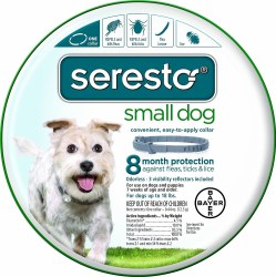 Seresto Flea and Tick Collar- Small Dog