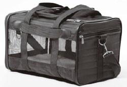 Sherpa - Original Deluxe Pet Carrier - Black Medium